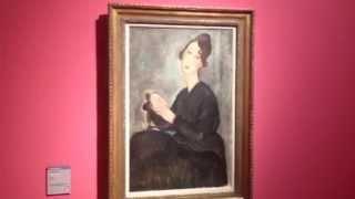 Modigliani e la Boheme di Parigi alla Gam di Torino