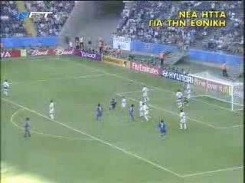 Confederations Cup 2005-Greece - 3 matches highlights