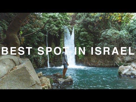 BEST TRAVEL SPOT IN ISRAEL?!