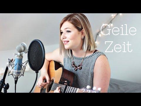 Geile Zeit- Juli | Kim Leitinger Akustik LIVE Cover
