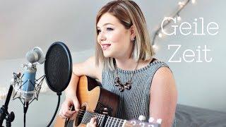 Geile Zeit Juli Kim Leitinger Akustik LIVE Cover