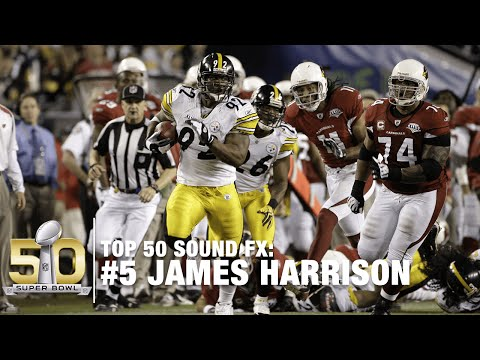Top 50 Sound FX | #5: James Harrison