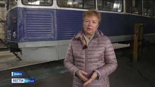 Как включают отопление в автобусах и трамваях?