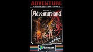Classic Text Adventure: Adventure Land