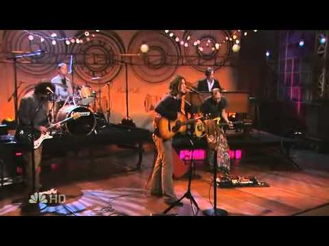 Bright Eyes - Four Winds Live Jay Leno