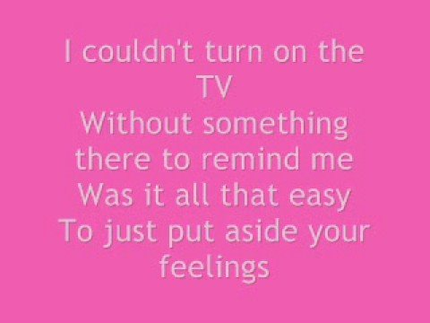 Better in Time  Leona Lewis  With Lyrics