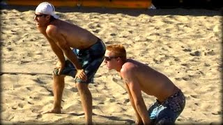 AVP Santa Barbara Open Men's Final