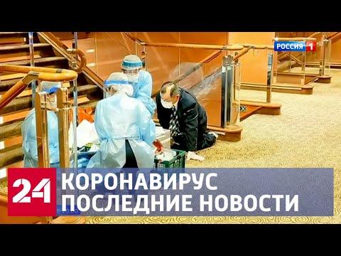 Китайский коронавирус: ситуация в России, Китае и мире - Россия 24