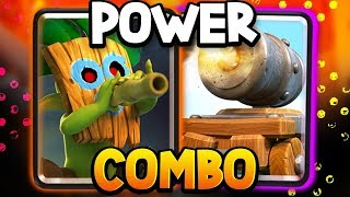 NEW HIGH SKILL CYCLE DECK! POWER COMBO!