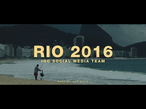 Rio 2016 IOC Social Media Team