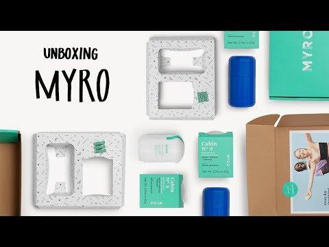 Unboxing Myro - YouTube