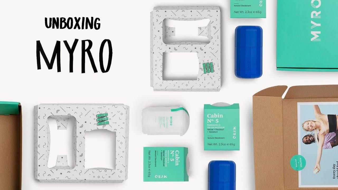 Unboxing Myro