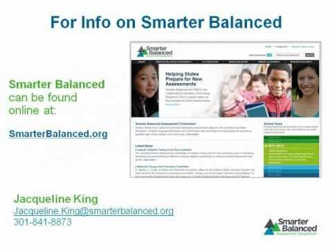 What's Missing from this Eco-system? Common Core State Standards/Assessments