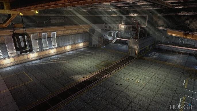 Halo 3 Multiplayer Map Ambiance - YouTube