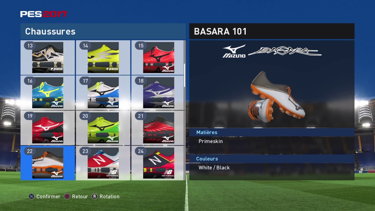0caeff191df7 PES 2017   Data Pack 3 New Boots - YouTube