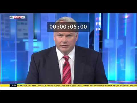 Sky News Interview - U.K. Failed asylum seeker policy 23rd February 2016