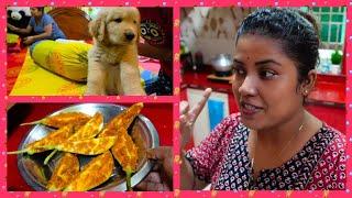 Bengali Vlog # এই মুসলধার বৃষ্টিতে খিচুড়ির সঙ্গে এই recipe.. পুরো জমে ক্ষীর