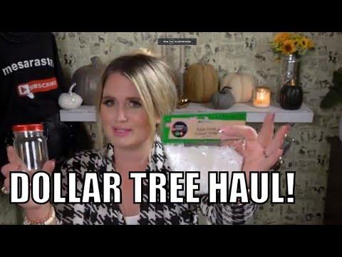 Dollar Tree Haul! #dollartree