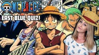 ONE PIECE - East Blue Quiz!