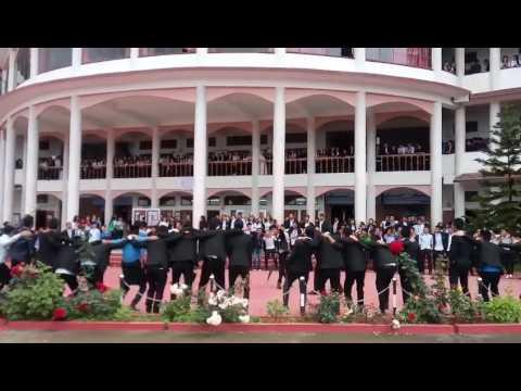 St. Joseph's College Jakhama | Student's Council Election | 2017