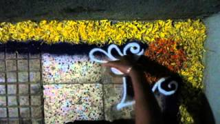 Diwali Special Corner Rangoli Designs