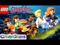 LEGO Scooby-Doo Escape from Haunted Isle Full Game - Cartoon Game for Children & Kids