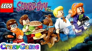 LEGO Scooby-Doo Escape from Haunted Isle Full Episodes - Cartoon Game for Children & Kids