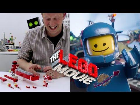 Sean Kenney Presents: The LEGO Movie / Spaceship!