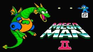 Mega Man 2: прохождение Megaman 2 (NES, Famicom, Dendy)