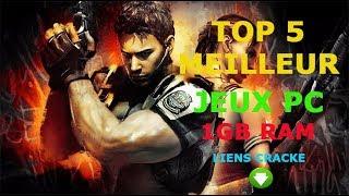 TOP 5 MEILLEUR JEUX PC POUR LOW GRAPHIC 1GB RAM+LIENS TELECHARGEMENT CRACKE!
