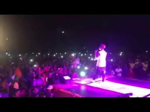 Mario G Klau - Dala barak ona konserto  4G TELEMOR  di Timor - Leste 2017