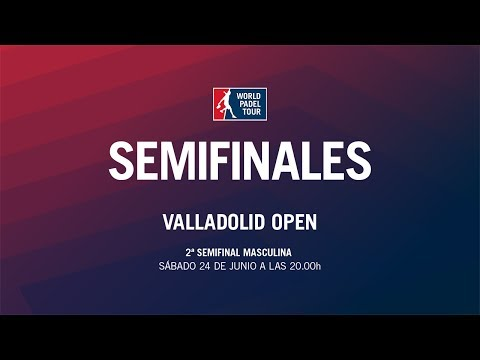 2ª Semifinal Masculina Valladolid Open 2017 | World Padel Tour