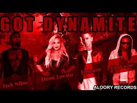 Demi Lovato - Got Dynamite ft. Eminem, Lil Wayne & Tech N9ne - Music Video (HD)
