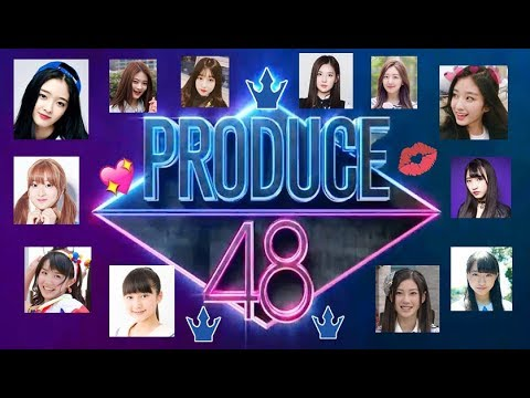 Produce 48 (Produce 101 Season 3) Candidates Revealed