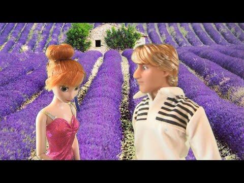 Phim Chị Em Elsa - Mùa 1 (Tập 1) Elsa Giải Cứu Anna Bị Lạc Giữa Sa Mạc ( Bí Đỏ) Elsa Anna
