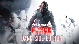 STAR WARS: The Force Unleashed All Cutscenes (Dark Side Edition) Game Movie PC ULTRA 1080p 60FPS