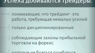 FOREX Трейдер обзор