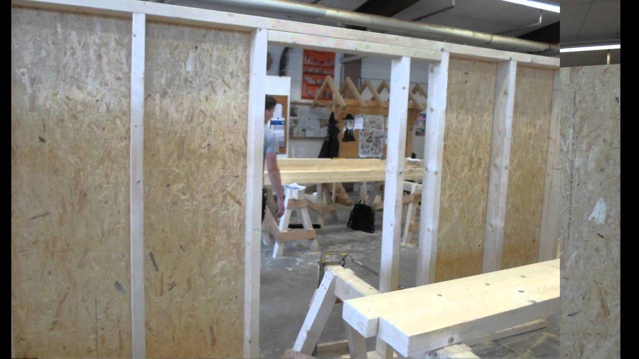 holzrahmenbau gartenhaus selber bauen die sch nsten einrichtungsideen. Black Bedroom Furniture Sets. Home Design Ideas