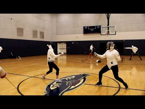 Fencing bout #6