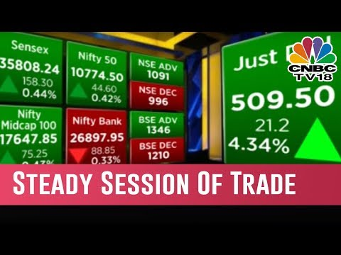 Nifty Closes At 10,780 While Sensex Adds Over 150 Points | NSE Closing Bell