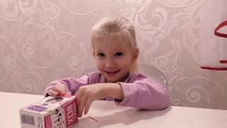 Sweet Box - открываем красивую куколку в свитбокс!