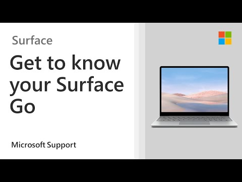 Surface Go Overview | Microsoft