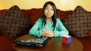 How to Solve a Rubik's Cube | Full-Time Kid | PBS Parents