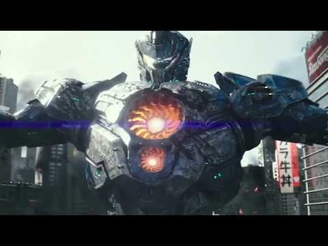 Pacific Rim 2: Uprising 2018 | All Badass Fight Scenes Compilation! streaming vf