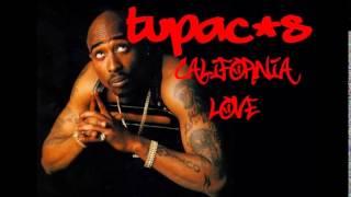 2Pac - California Love (Midi Version)