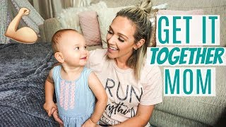10 MOM TIPS| HOW TO STAY POSITIVE & MOTIVATED AS A MOM| Tres Chic Mama