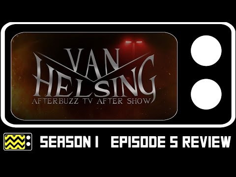 Van Helsing Season 1 Episode 5 Review w/ Kelly Overton | AfterBuzz TV