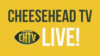 Cheesehead TV LIVE: Packers @ Bears Pre-Game Show