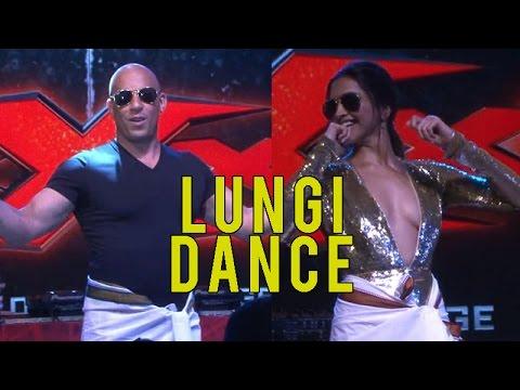 Deepika Padukone made Vin Diesel dance on Lungi Dance and it was EPIC!