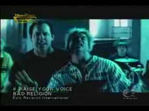 Bad Religion  Raise Your Voice